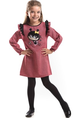 Mushi Sevimli Kahraman Elbise