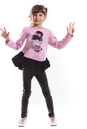 Mushi Rocker Girl Jean Tayt Takım