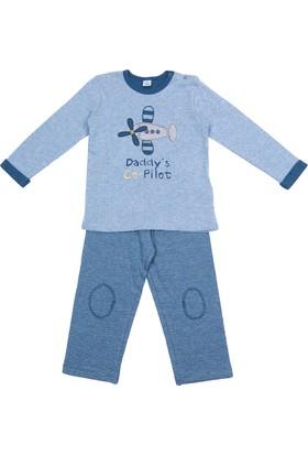 Kanz Erkek Çocuk Pijama Takımı