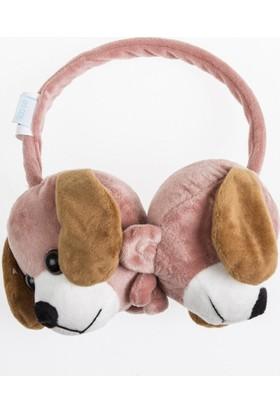 Soobe Kız Çocuk Kulaklık Pembe
