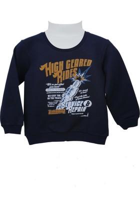 Zeyland Erkek Çocuk Lacivert Sweat Shirt 72Kl3966