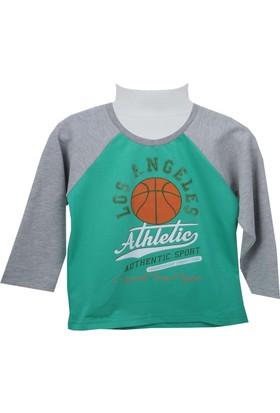 Zeyland Erkek Çocuk Yeşil Sweat Shirt 72Kl3967