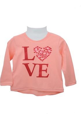 Zeyland Kız Çocuk Pembe Sweat Shirt 72Kl4868