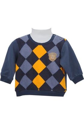Zeyland Erkek Çocuk Füme Sweat Shirt 72M1Bzf61