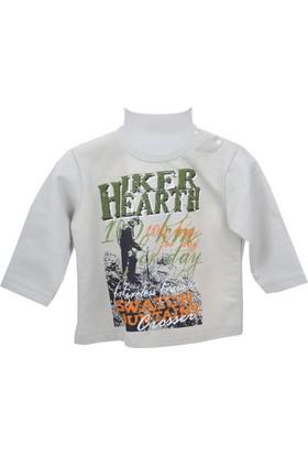 Zeyland Erkek Çocuk Taş Rengi Sweat Shirt 72M1Bzf62