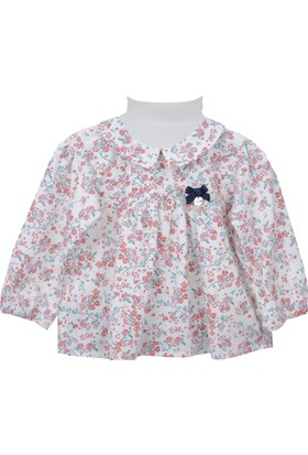 Zeyland Kız Çocuk Desenli Bluz 72M2Crt64