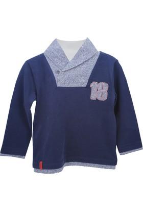Zeyland Erkek Çocuk Lacivert Sweat Shirt 72M3Klm63