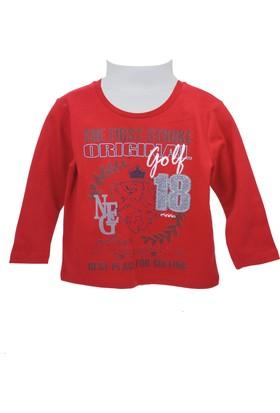 Zeyland Erkek Çocuk Kırmızı Sweat Shirt 72M3Klm66