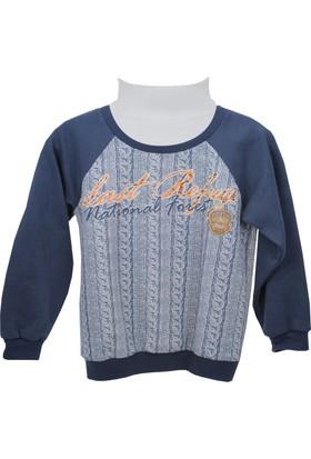 Zeyland Erkek Çocuk Füme Sweat Shirt 72M3Kzf65