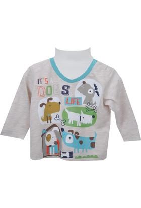 Zeyland Erkek Çocuk Kar Melanj Sweat Shirt 72Z1Bap64