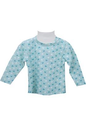 Zeyland Kız Çocuk Yeşil Bluz 72Z2Trn64