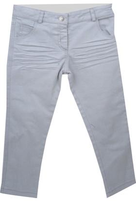 Zeyland Kız Çocuk Gri Melanj Pantolon 72Z4Ole01