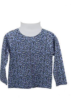 Zeyland Kız Çocuk Desenli Sweat Shirt 72Z4Ole61