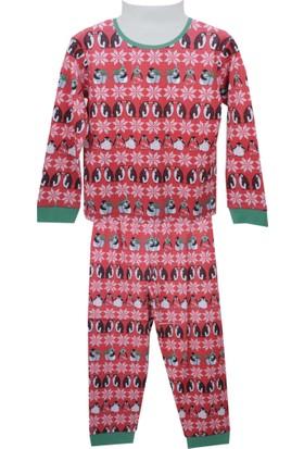 Zeyland Kız Çocuk Desenli Pijama Takım 72Z4Pjm224