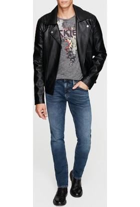 Mavi Erkek Jake Koyu Mavi Comfort Jean Pantolon