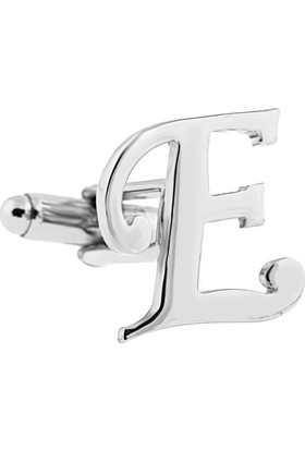 Denz Takı Harfli Çelik Kol Düğmesi Dnzkd012