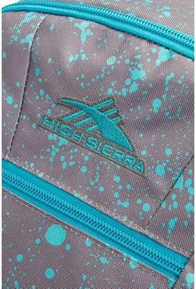 High Sierra Aggro2 Turkuaz Sırt Çantası X50-07006