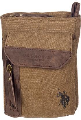 U.S. Polo Assn. Çapraz Çanta Plevrb7378 Bej