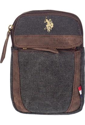 U.S. Polo Assn. Çapraz Çanta Plevrc7161 Antrasit