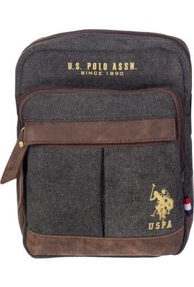 U.S. Polo Assn. Çapraz Çanta Plevrg7164 Antrasit