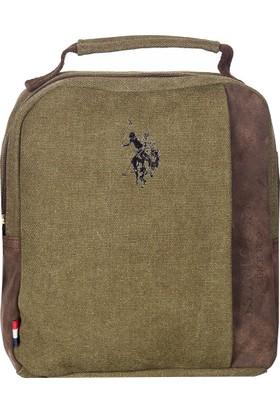 U.S. Polo Assn. Çapraz Çanta Plevrh7128 Haki