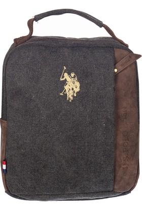 U.S. Polo Assn. Çapraz Çanta Plevrh7156 Antrasit