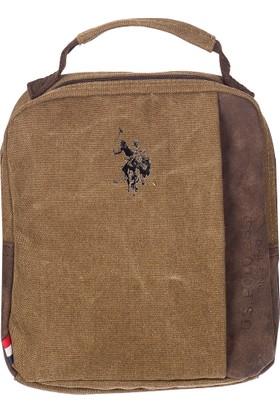 U.S. Polo Assn. Çapraz Çanta Plevrh7372 Bej