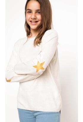 Defacto Genç Kız Kazak H1547A617Aubg235