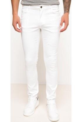 Defacto Pedro Ekstra Slim Fit Denim Pantolon H9655Az17Hswt34