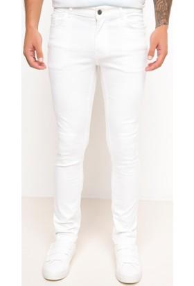 Defacto Pedro Ekstra Slim Fit Denim Pantolon H9653Az17Hswt34