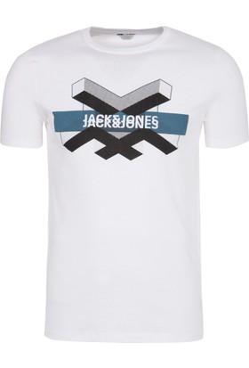Jack & Jones Erkek T-Shirt 12135521S