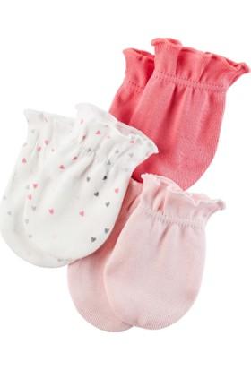 Carter's Layette Kız Bebek Eldiven 126G742