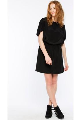 Bexy Selerno Siyah Elbise