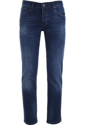 Five Pocket 5 Jeans Erkek Kot Pantolon 7055H677Porto