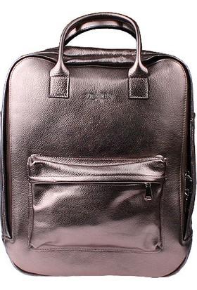 John May Kadın Gu-7541 Leather Çanta