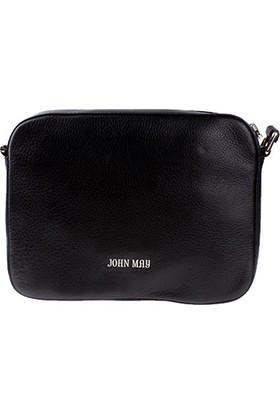 John May Kadın Gu-7545 Leather Çanta