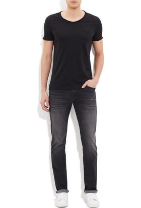 Mavi Erkek Marcus Eskitilmiş Siyah Pantolon