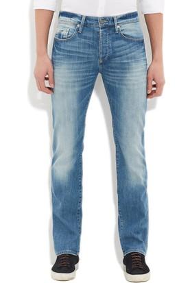 Mavi Pierre Açık Mavi Amerika Jean Pantolon