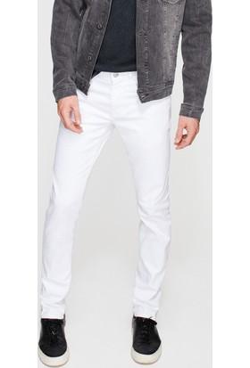Mavi Erkek Jake Comfort Beyaz Jean Pantolon