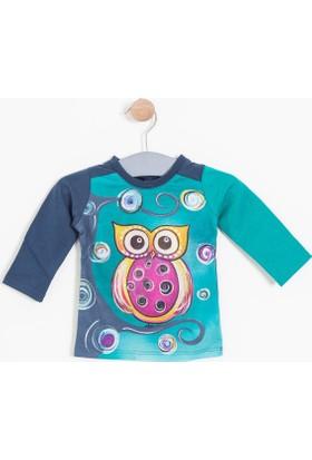 Soobe Kız Bebek Uzun Kol T-Shirt
