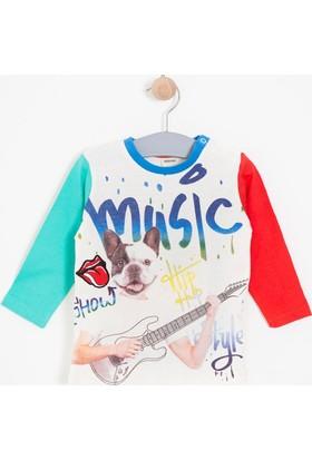 Soobe Erkek Çocuk Uzun Kol T-Shirt
