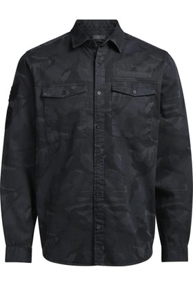 Jack & Jones Gömlek Jorbattle 12123767-Gry