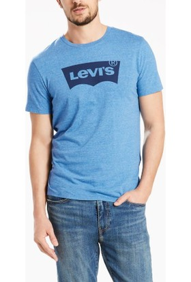 Levi's Erkek T-Shirt Housemark Graphic 22489-0061