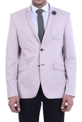 Wss Wessi Renkli İplikli Dirsek Modelli Ceket