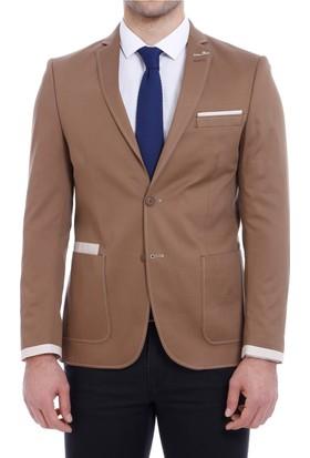 Wss Wessi Kol Ağzı Parçalı Slimfit Ceket