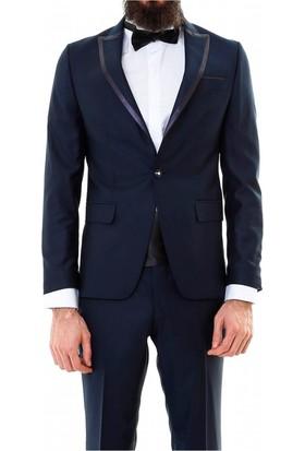 Wss Wessi Çıkma Sivri Yaka Damatlık Takım Elbise