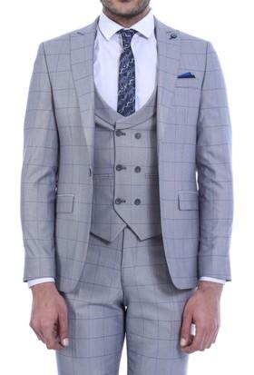 6a99349a2bdb2 Gri Erkek Takım Elbiseler Modelleri ve Fiyatları & Satın Al