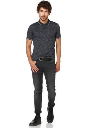 Dewberry T8549 Antrasit Erkek T-Shirt