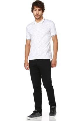Dewberry T8549 Beyaz Erkek T-Shirt