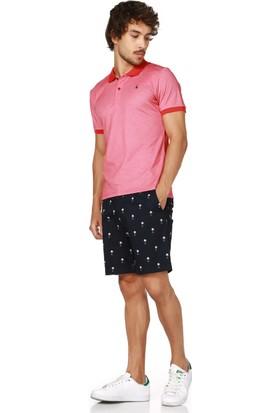 Dewberry T8547 Kırmızı Erkek T-Shirt